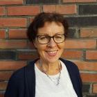 Hilde Roald Bern er 1.alt, og innrømmer at hun er med i RT fordi hun liker så godt å se på dirigenter - også forfra!